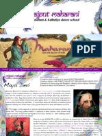 Presentation Rajput Maharani 2015 - ITALIANO