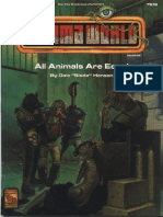 GWQ2 - All Animals Are Equal