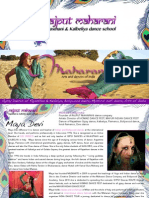 Presentation Rajput Maharani 2015 - ENGLISH