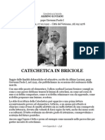Albino Luciani - Catechetica in Briciole