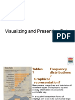Visualizing and Presenting Data