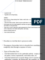 procedure text praktek microteaching