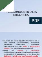 mentales organicos
