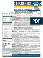 08.09.15 Game Notes