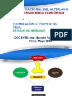PROYECTOS- ESTUDIO DE MERCADOS