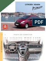 Manual Citroën Xsara Picasso