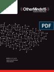 Other Minds 15 Program Booklet