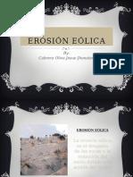 Erosion Eolica Ejemplos