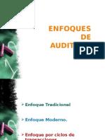La Auditoria - Enfoques