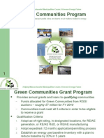 Intro Green Communities