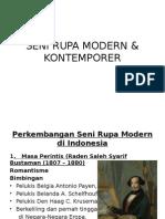 Seni Rupa Modern & Kontemporer