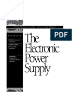 18. Theodore F. Bogart, Jr. Electronic Devises and Circuits. Fourth Edition. Prentice Hall.
