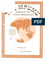 Richardson & Van - Mfumu - Secrets of the African Medicine M