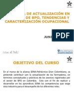 Modulo 1 - Estado Del Arte Del Sector BPO ITO KPO en Colombia