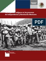 Participación Indígena en Los Procesos de Independencia y Revolución Mexicana