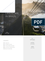 The Social Media Landscape in Brazil 2015