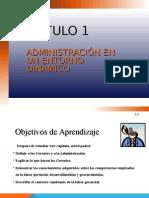 Administración en un entorno dinámico