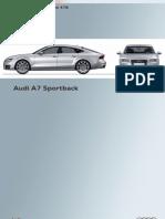 Ssp 478 Audi a7 Sportback