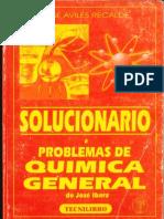 Solucionario a Problemas de Quimica General - Jose Ibarz