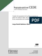 Canales de Transmision de La Politica Monetaria en Colombia Y LA