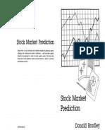 Bradley, Donald - Stock Market Prediction