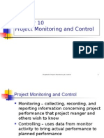 ch10 project monitoring & control.ppt