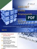 ADO NET Entity Framework