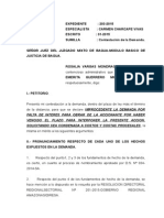 CONTESTACION DE DEMANDA ROSALIA VARGAS MONDRAGON.doc