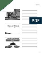 Capacidade de Carga de Estacas - Método de Decourt Quaresma