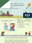 Trastornos Emocionales en La Infancia e Adolescencia