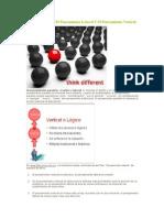 Diferencias Entre El Pensamiento Lateral Y El Pensamiento