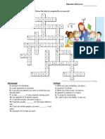 Education Crossword