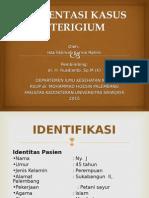 Short Case Pterigium