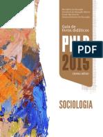 Guia de Livros Didáticos - Sociologia para Ensino Médio