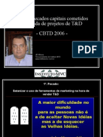 Marketing de Treinamento - Os Sete Pecados Capitais Cometidos Na Venda de T&D