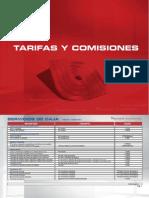 tarifas_comisiones