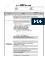 10. Form- 06 Daftar Cek Pelaksanaan Assmn