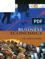 Business Economics Very Good