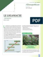 Loganeaceae Notes