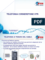 Telefonía VTR