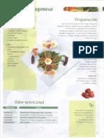 Recetario de ensaladas