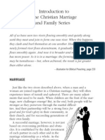 The Christian Marriage and Family Series