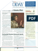 Partisanship threatens Democratic agenda