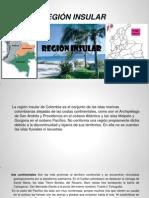 diapositivas de la region insular