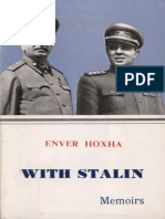 Enver Hoxha Wih Stalin Eng