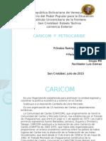 Caricom y Petrocaribe