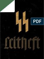 SS Leitheft - 06. Jahrgang - Folge 8b - 1940