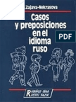 03 Casos y Preposiciones Del Idioma Ruso
