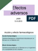 Efectos Adverss de Los Mdicamnts