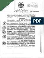 0. La Directiva N° 011-2014-INPE-SG. Proceso disciplinario en INPE.pdf